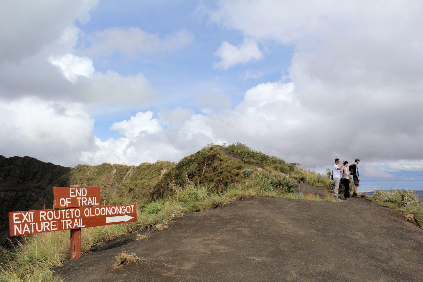 Longonot National Park