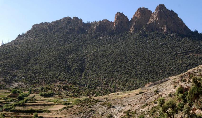 Haut Atlas Oriental National Park