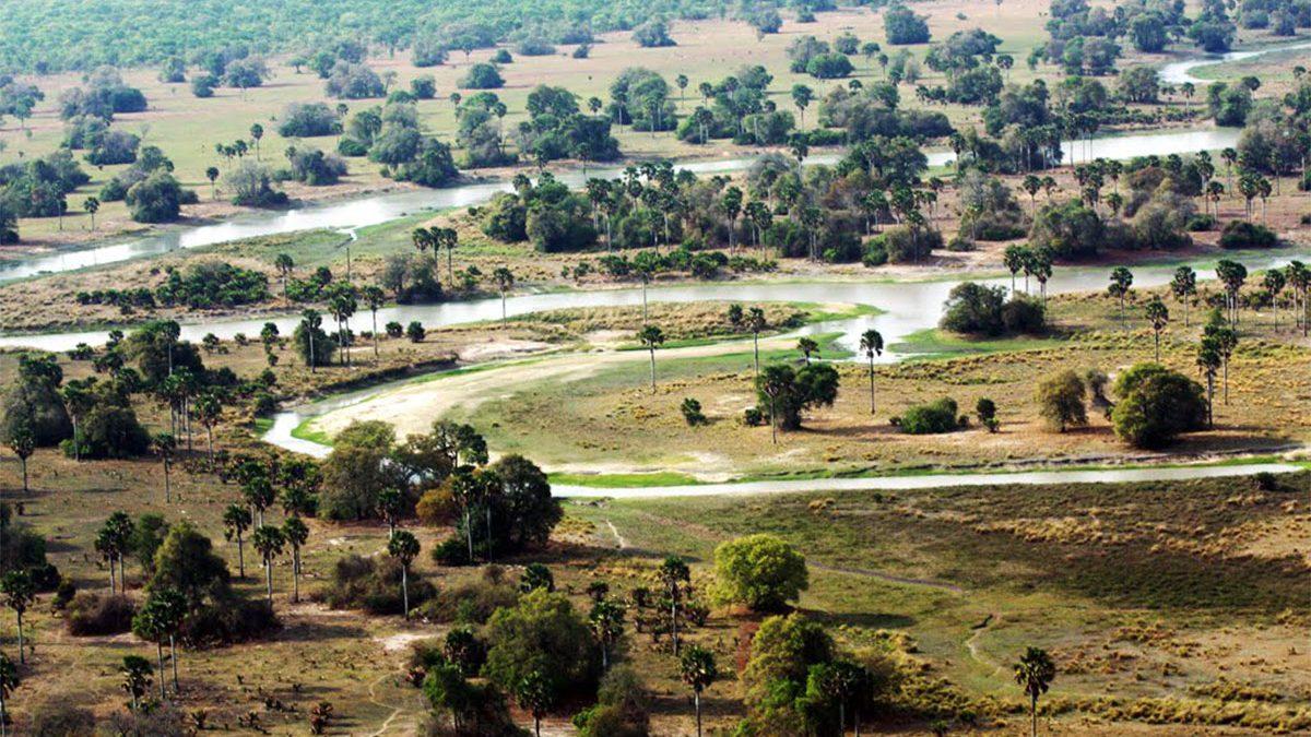 Ugalla River Game Reserve