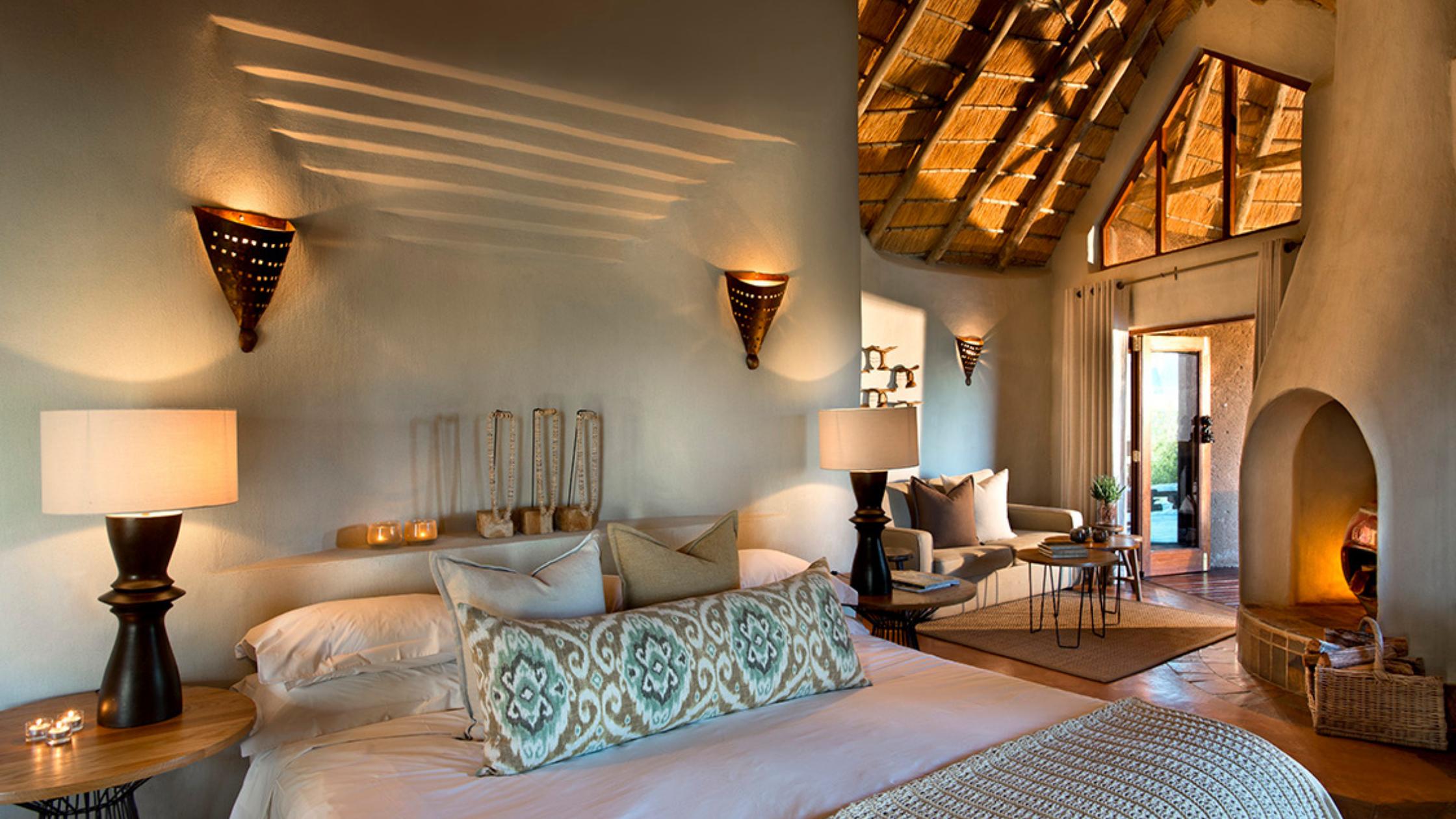 Safari Lodges in South Africa: Madikwe Game Reserve