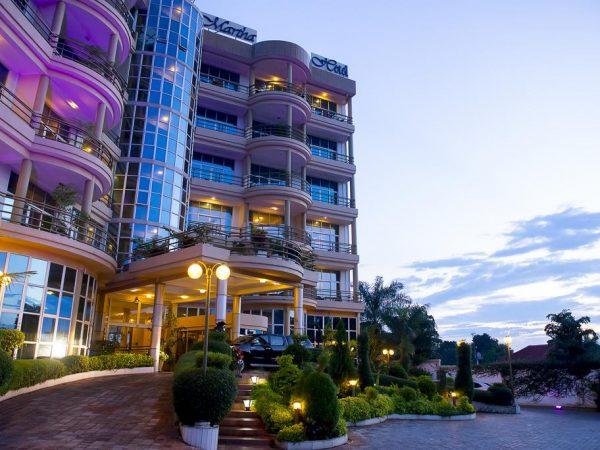 Hotel in Burundi